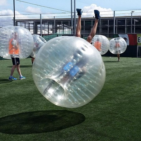 Bubble Football Kingston