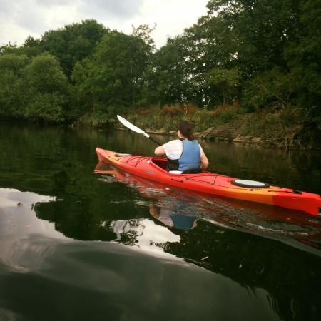 Kayaking Richmond